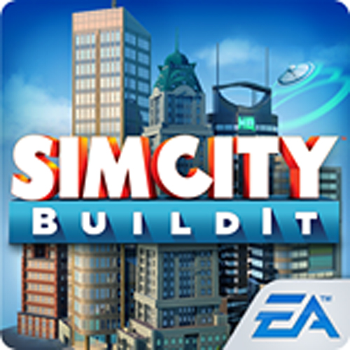 SimCity Build It App