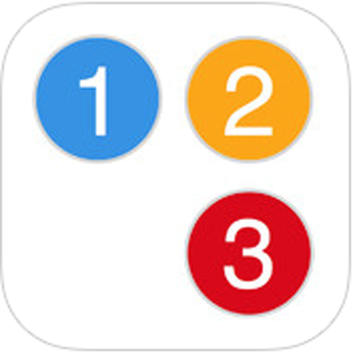 One Two Three App