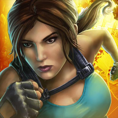Lara Croft Relic Run App