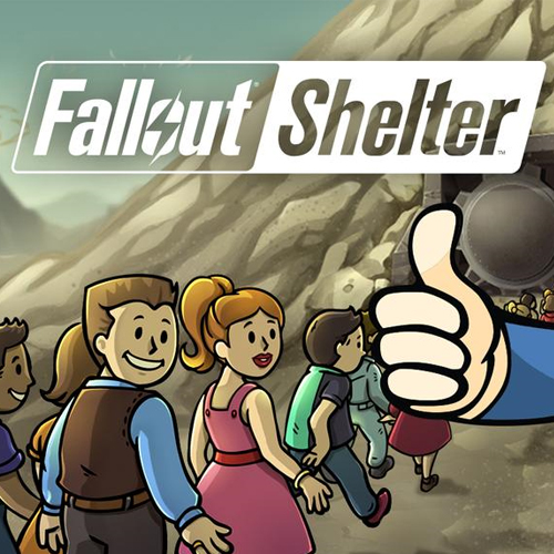Fallout Shelter Run App