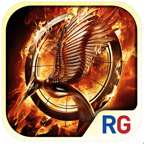 The Hunger Games Catching Fire App