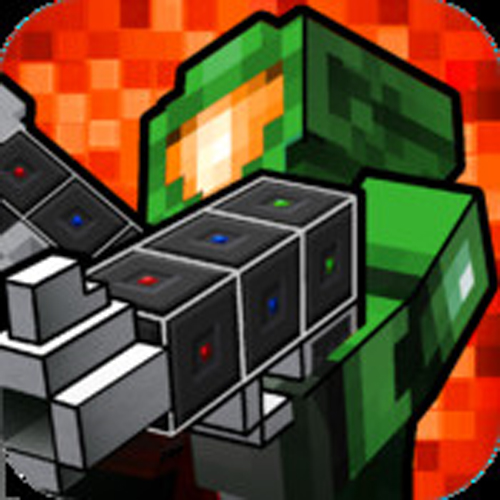 Arms Craft : Pixel Space Gun Adventure FPS Guild App