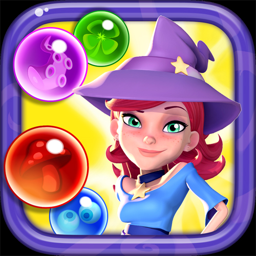 Bubble Witch 2 Saga App
