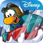 Club Penguin Sled Racer IOS